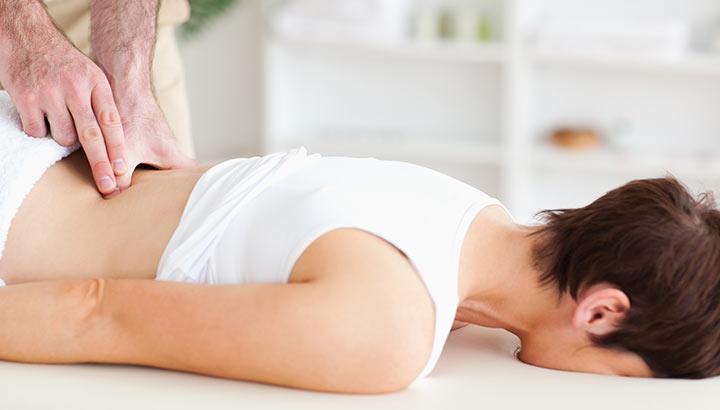 Shed Stress with Massage Therapy this Holiday