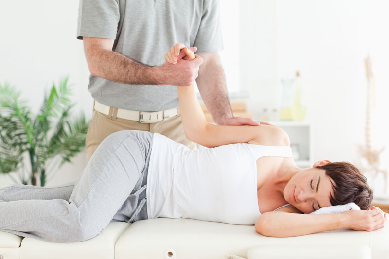 Pain Relief through Massage Therapy