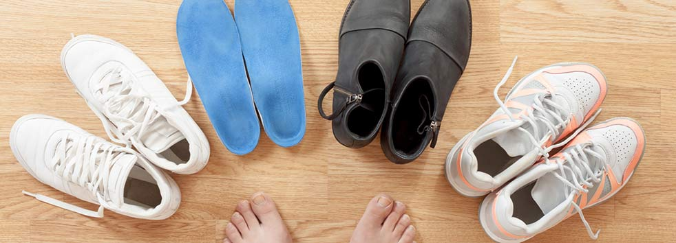 Custom Orthotic to Save Your Feet
