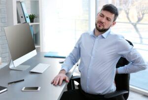 Sit Up Straight: Health Risks from Poor Posture