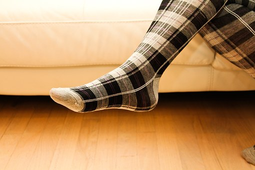 Wearing Compression Stockings during Holiday Travel