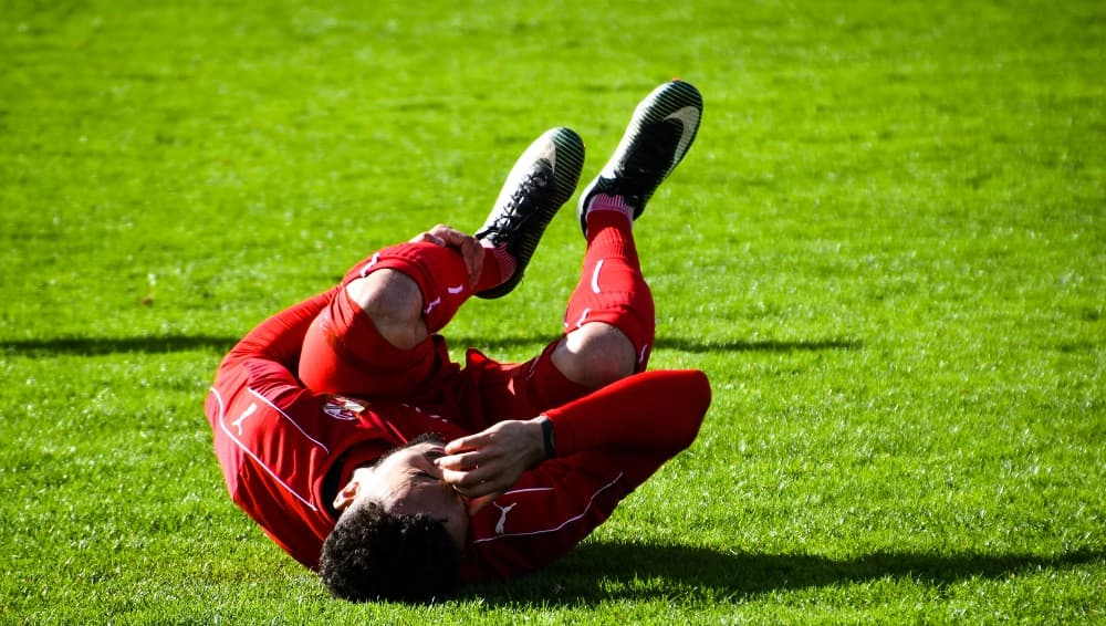 Natural Ways to Treat Sports Injuries