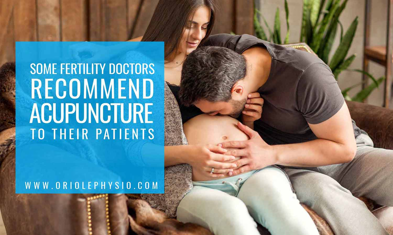 doctor recommends acupuncture