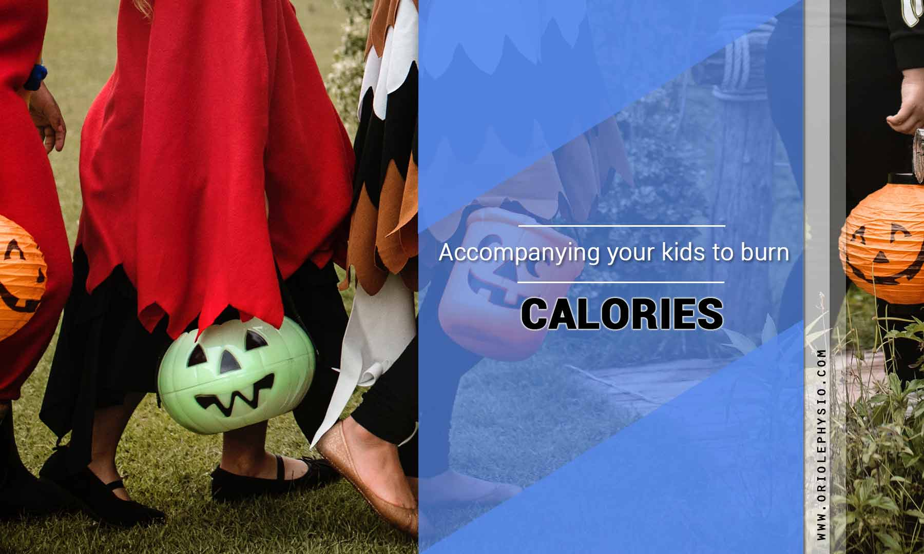 kids burn calories