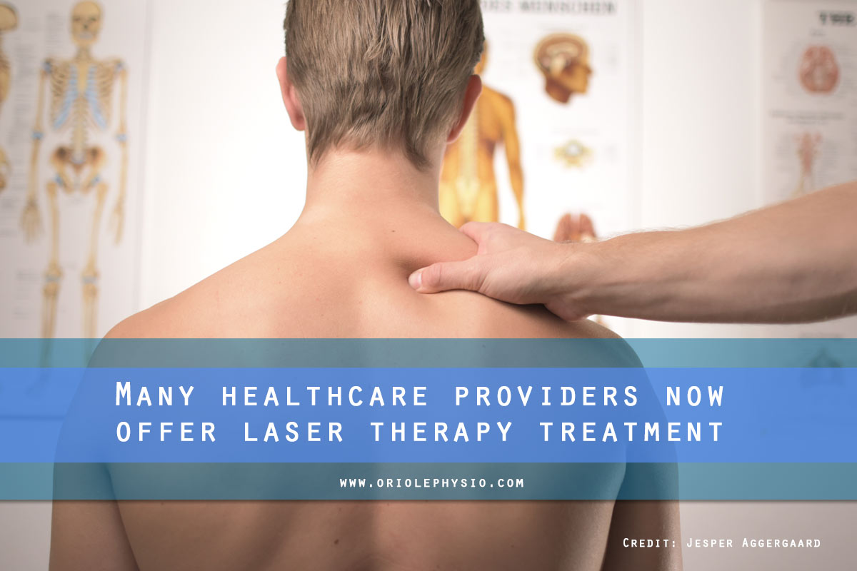 How Cold Laser Therapy Improves Healing Time