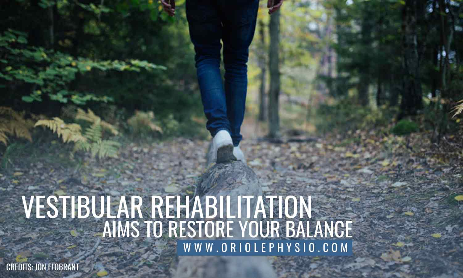 Vestibular rehabilitation aims to restore your balance