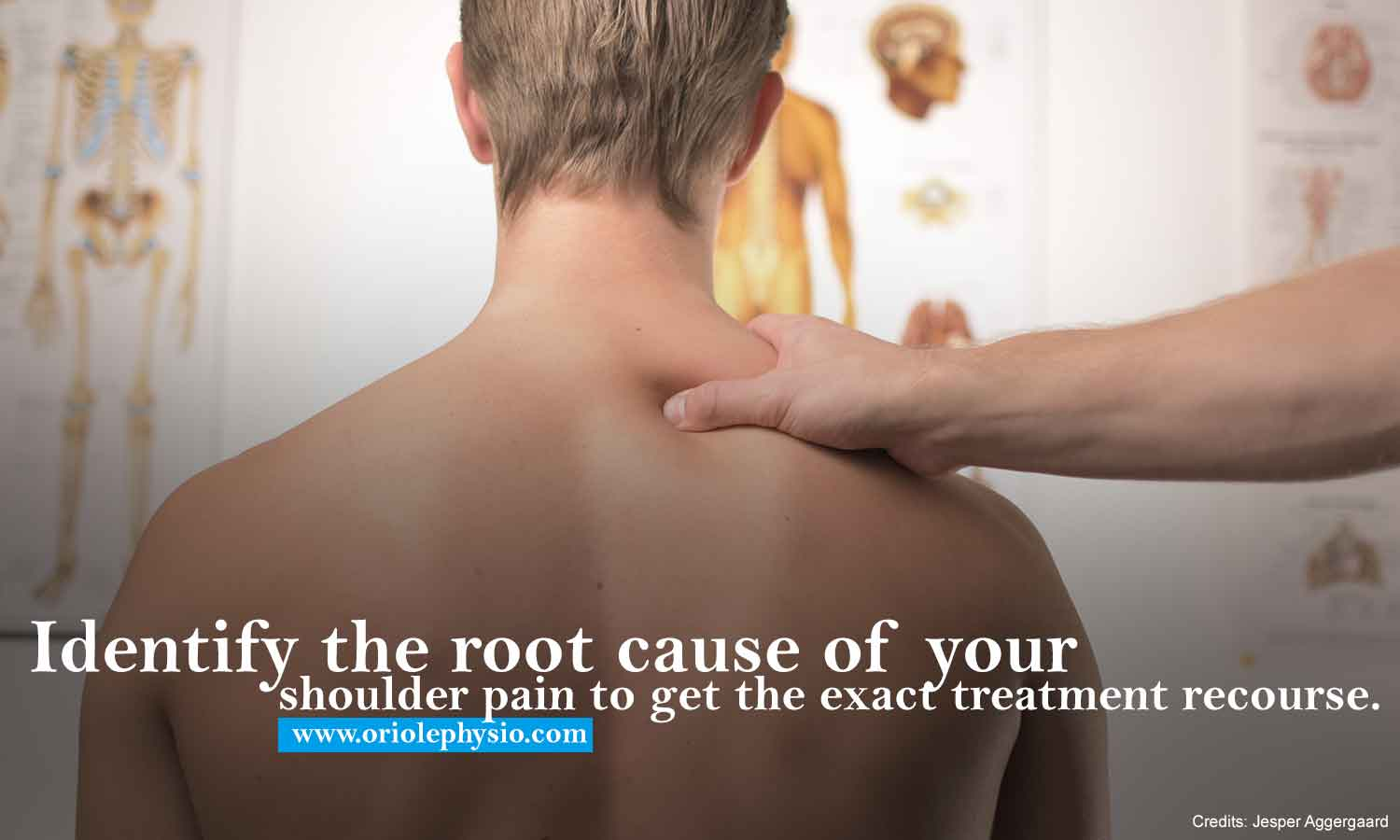 Identify the root cause of your shoulder pain to get the exact treatment recourse.