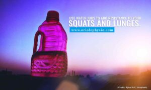 Use-water-jugs-to-add-resistance-to-your-squats-and-lunges