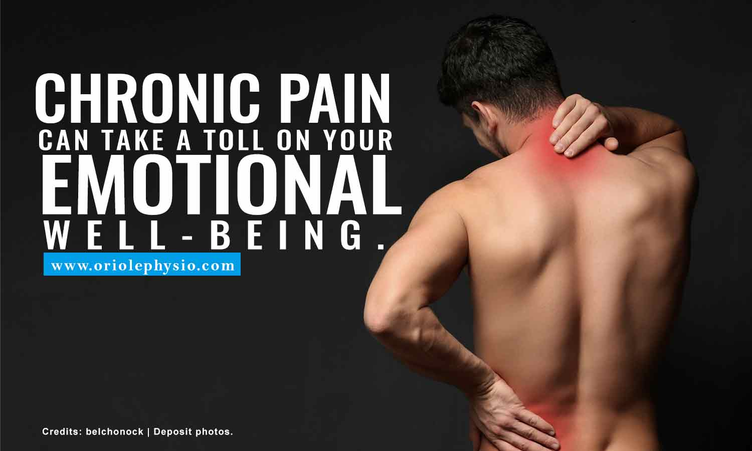 Back Pain and Emotional Distress: How Are They Related?