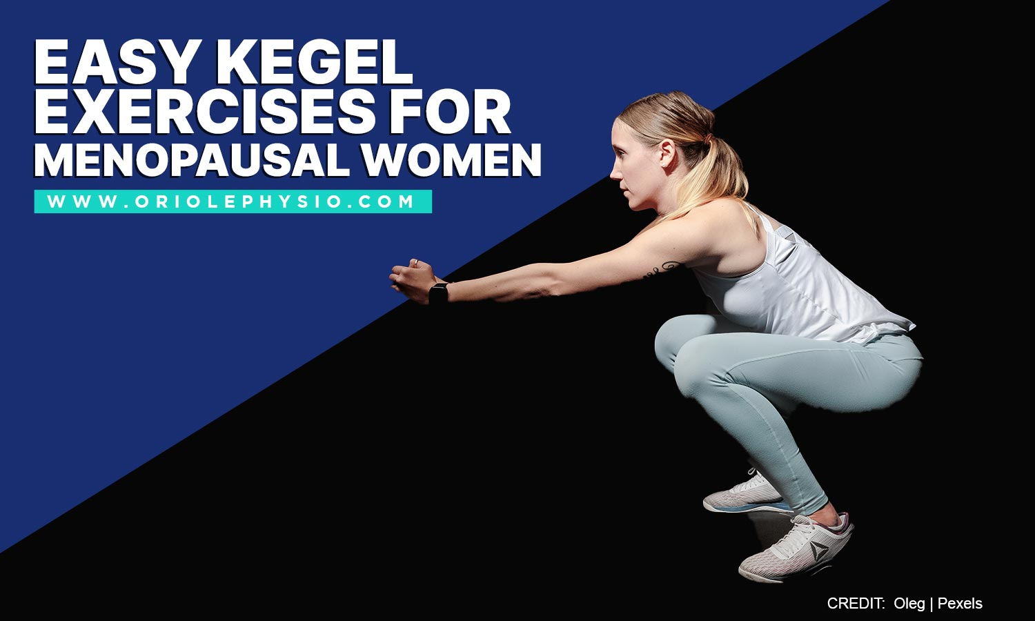 Easy Kegel Exercises for Menopausal Women