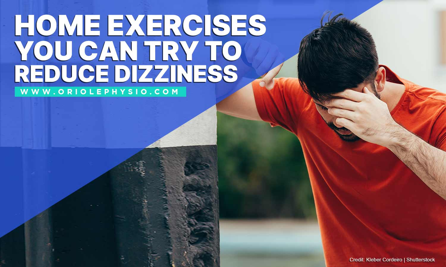 Home Exercises You Can Try to Reduce Dizziness