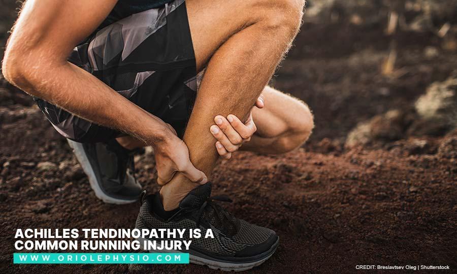 es tendinopathy is a common running injury
